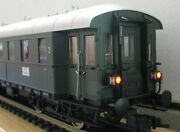 Db Historic Collection Series 6pcs Ho Express Coach Dc Made In Germany New