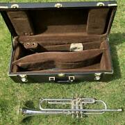 Schilke Bb Trumpet S32sp With Bach 10-1/2c Mouthpiece And Hard Case