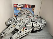 Lego Star Wars 75105 Millennium Falcon Complete With Instructions