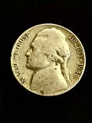 Coins Nickels Collectible Antique Coin Nickel1946collectionoldcurrency