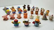 Fisher Price Little People Animal King Knight Horse Cow Pig Police Panda Farm