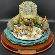 Florida Gators Flor Dand039oeuvres Ridgewood Collectibles Statue Hand Painted/number