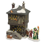 Department 56 House Visiting The Miner's Home A Christmas Carol 6007602