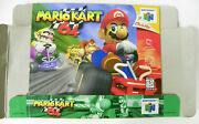 Mario Kart 64, Box Only Nintendo 64, N64, Authentic See Pics