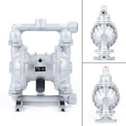 Air-operated Double Diaphragm Pump New Heavy Duty Alloy Pneumatic Membrane Pump