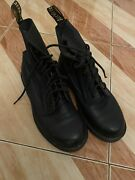Doc Martens 1460 Pascal Leather Boots Womens 7