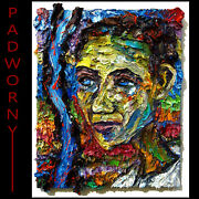 Originaloil█painting█thick█expressionist█art Realism Signed Abstract Portrait