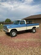 1970 Ford F250 1970 Ford F-250