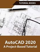 Tutorial Books-autocad 2020 A Project-based T Book New