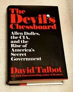 The Deviland039s Chessboard Allen Dulles The Cia And The Rise Of Americaand039s +vg+