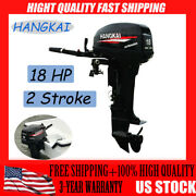 18hp Inflatable Boat Water Cooling 2stroke Outboard Motor Engine 246cc 13200w
