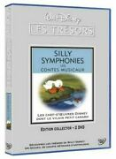 Dvd Silly Symphonies - The Week Musical 2 Dvd New Blister Pack