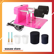 Cup Turner Tumbler Kit Metal Cup Spinner Crafts Double Machine Epoxy Glitter