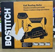 Bostitch Rn46-1 - Coil Roofing Nailer Power Tool.....new...free Sandh