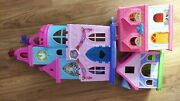 Fisher Price Little People Disney Princess Magical Wand Palace Dollhouse Stable