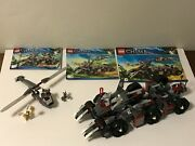 Lego Worrizand039s Combat Lair 70009 Legends Of Chima Complete With Manuals
