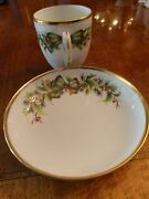 Herend Ft. Noel Cup And Saucer Set