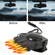 150w Portable Auto Car Heater Fast Heating Cooling Fan Demister Defroster 12v