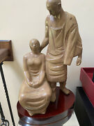 Lladro Togetherness Limited Edition Of 75 Retired Scarce Large Figurine Figure