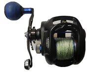 Daiwa Lexa-win 300hsl-p Left Hand. Only Use A Few Times In Freshwater.