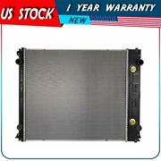 Replacement Truck Radiator For 08-13 Freightliner M2 Mm Model 106 Business Class
