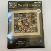 Dimensions The Gold Collection Max In The Adirondacks Wysocki, Fishing, Cat,