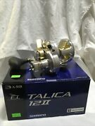 Shimano Talica 12ll 12two Speed Conventional Reel