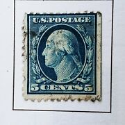 Stamps Us Stamps Collection   Washington 5c