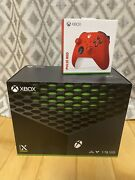 Microsoft Xbox Series X 1tb Video Game Console Bundle Factory Sealed New ✅