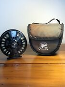 Abel Fly Fishing Reel Super 12 Standard Arbor 12, 13-weight With Cortland Line