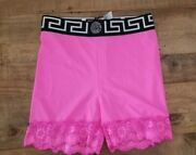 Versace Runway Lace Shorts Sz S Sold Out