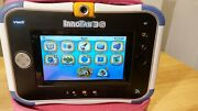 Vtech Innotab 3 S W/ 1 Game Mickey Mouse Club And 1 Pink Case