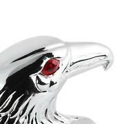 Vivid Eagle Motorcycle Ornament Mudguard Decor Decor For Scooter Motorcycle