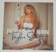 Taylor Swift-picture To Burn 7 W/ps-big Machine Records Bmrts0104v-2507/4000