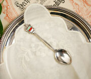Collectible Silver Spoon Helgoland Silver 835 Germany Beautiful Vintage Unique