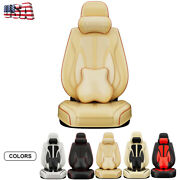 H7 Front And Back Car Seat Covers Auto Interior Accessories For Cars Suv Truck