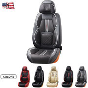 5pcs 2025 Front And Back Car Seat Covers Auto Interior Accessories For Cars Suv