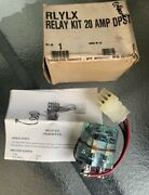 Compool Pentair Rlylx 187-26c2l1 Replacement Relay Midtex Brand New Factory Item