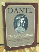 The Divine Comedy By Dante-illustrated By Gustave Dore-1948 Edition In Dj