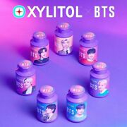 [pre Order] Bts Lotte Xylitol Gum Purple Mix Version Limited + Free Gift