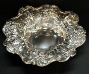 Reed And Barton Francis 1st Sterling Bowl 1.62x7.75 311.845g 11oz