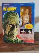 Rare Vintage 1980 Remco Universal Monsters The Mummy Glow In The Dark