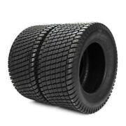 Tubeless Tractor Millionparts 2x 16x6.50-8 620lbs Sw6.5in