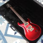 Prs Ce24 Maple Made Usa Itial Ce Candy Apple Red Paul Reed Smith 24