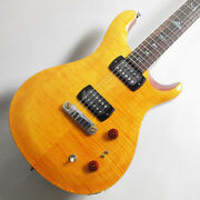 Prs/se Pauland039s Guitar Amber Electric Paul Reed Smith