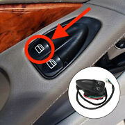 Power Window Switch Replacement Driver Left Door Fit For Mercedes R230 Car