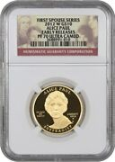 2012-w Alice Paul 10 Ngc Pr70 Dcam Early Releases