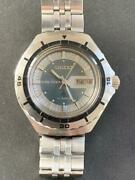 1960s Orient King Diver Automatic Menand039s Watch Near Mint Condition