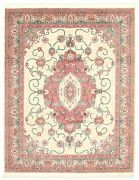 Vintage Geometric Hand-knotted Carpet 8and0391 X 10and0393 Traditional Wool Area Rug