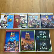 Toy Story Bluray And Dvd Bulk Sale